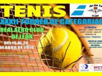 TENIS – XXXII Torneo de categorias