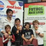Entrevista al equipo de futbol