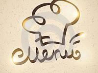 Menú – V. Camino – 12 y 13 mayo de 2018